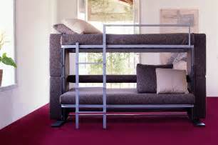 Sofa That Turns Into A Bunk Bed Doc Xl A Sofa Bed That Converts In To A Bunk Bed In Two Secounds