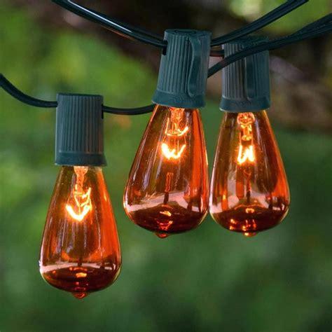 vintage string lighting edison style string lighting vintage string lights with
