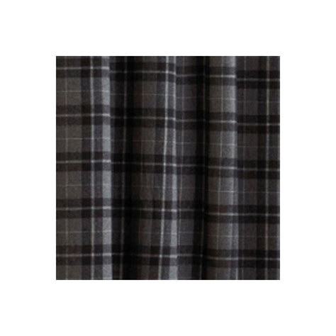 tartan curtains and cushions riva paoletti chamonix charcoal tartan check cushion cover