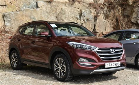 hyundai uk tucson price announced and design carcruze