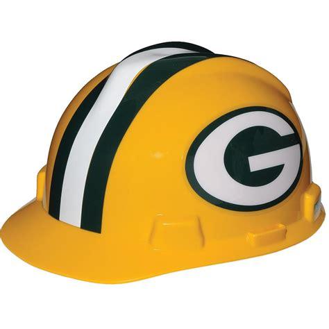 msa v gard 174 nfl logo hard hat gempler s