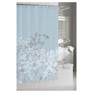 kassatex willow shower curtain spa blue target