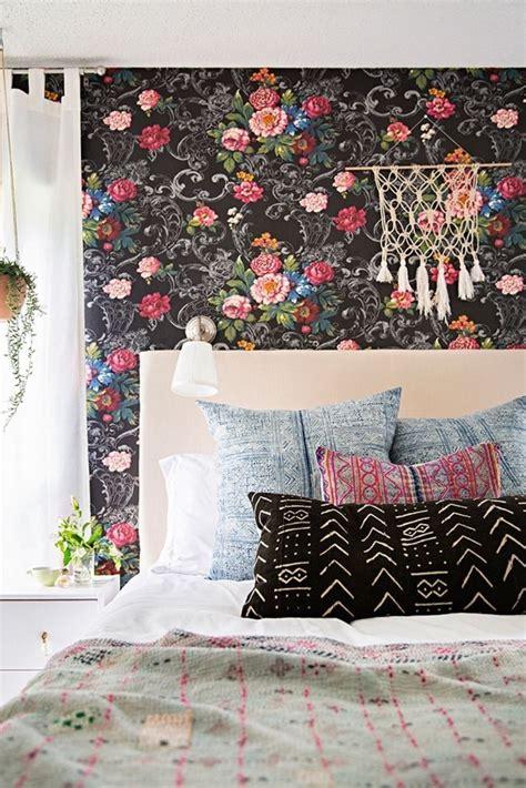 70 bilder schlafzimmer ideen in boho chic stil - Bohemian Chic Schlafzimmer Ideen