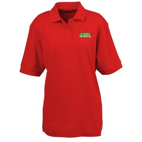 Baju Armour Fitness Light Gray List Green Premiun P02 4imprint ca soft touch pique shirt c109305 l