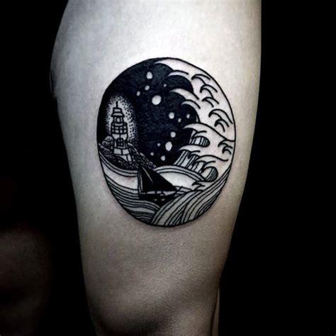 circular tattoos for men 90 circle designs for circular ink ideas