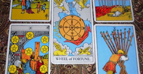 Tarot 10 Wheel Of Fortune tarot guidance cher green personal year cycle 10 the