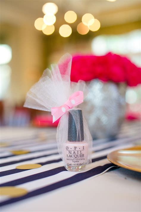 bridal shower favors to make at home recreate this bold preppy kate spade bridal shower