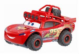 Lightning Mcqueen Road Car Disney Pixar Cars Toys