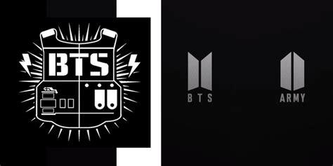 bts new logo โลโก ใหม bts ส การรวมเป นหน งเด ยวก บ army hallyu k star