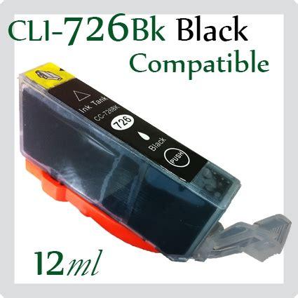 Canon Cartridge Cli 726 Black Ink Original Diskon canon cli 726 black