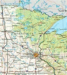 Minnesota Map Usa by Discover The Usa Map Minnesota