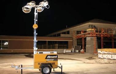 hertz light tower rental light tower rentals jobsite lighting rentals cci rentals