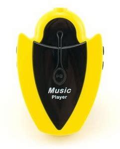 black yellow mp3 neon mp3 music player with sd mmc slot yellow black w