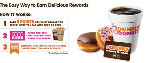 Where Can I Buy A Dunkin Donuts Gift Card - love dunkin donuts you can get 5 in free loyalty rewards ddperks the denver