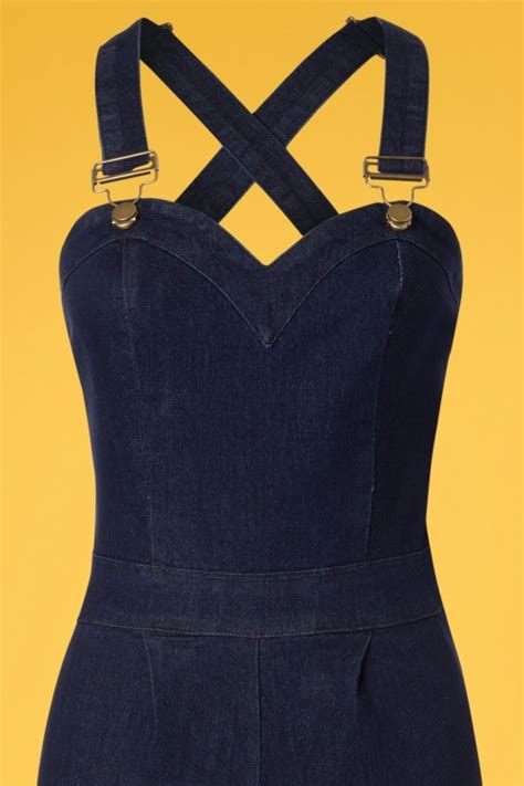 Conny Overall 50s connie overalls in denim