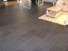 rectangular tile gray modern contemporary flooring