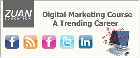 Digital Marketing Degree Course 2 by A Trending Digital Marketing Career Zuan Education