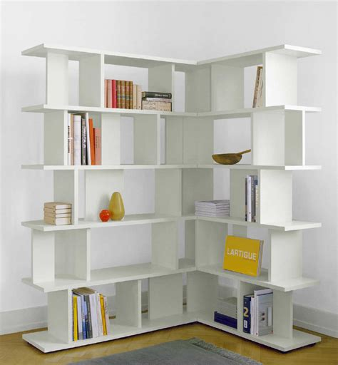white bookcases living room with bookcase design ideas