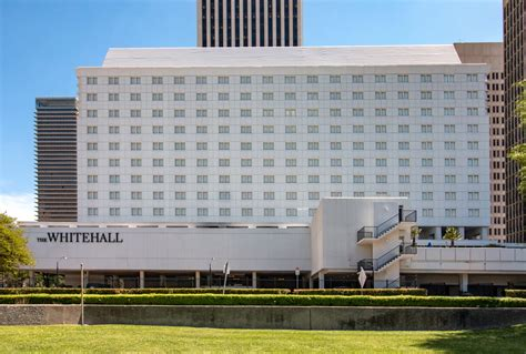 downtown houston hotels photo gallery  whitehall