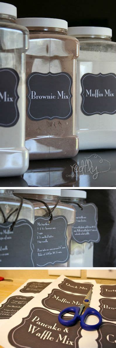 diy label projects and free printables the budget decorator 24 best chalkboard labels and templates diy also images