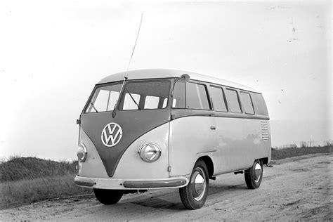 black volkswagen bus volkswagen transporter t1 van 1950 vw bus pinterest