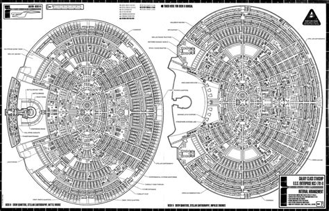 Equinox Floor Plan by 07 Galaxy Class Deck Plans V2 By Neverposter On Deviantart