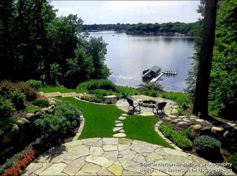 Swivel Patio Chairs Lake Minnetonka Landscape For Living Lakeside Overlook