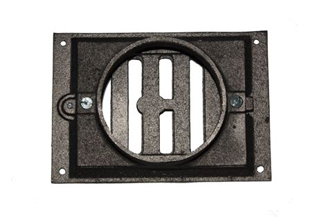 Grille Aeration Cheminee by Grille Ventilation Cheminee Fonte