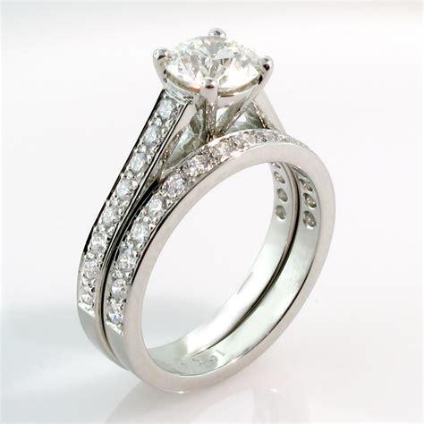 Bridal Rings by Bridal Sets Bridal Sets Wedding Rings