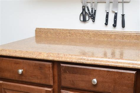 Countertop Wallpaper by How To Wallpaper A Laminate Countertop With Pictures Ehow