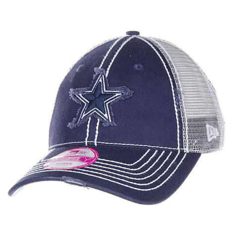 dallas cowboys new era the academy cap adjustable