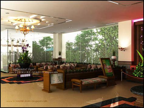 scanline art gallery yogyakarta novotel interior