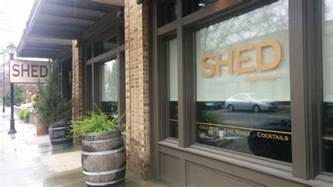 The Shed Atlanta by Two For The Shed At Glenwood S Reimagined Comfort