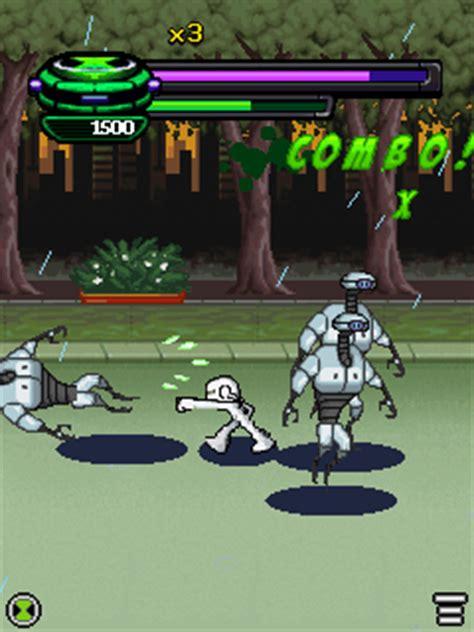 java ben 10 themes ben 10 vengeance of the vilgax java game for mobile