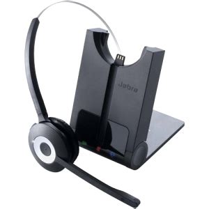 Desk Phones With Headsets gn netcom jabra 920 pro wireless headset for desk phone systems