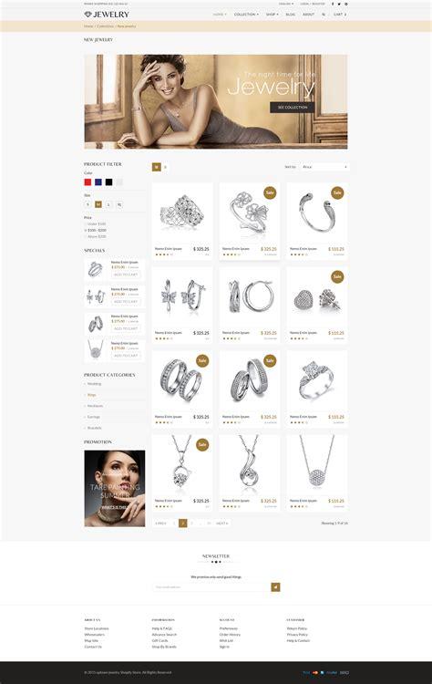 themeforest jewellery jewelry responsive wordpress theme by tvlgiao themeforest