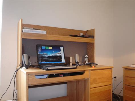 College Desks by The World According To College Tips Preparing For