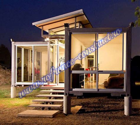 shipping container house cost case construite din containere preturi si modele case practice