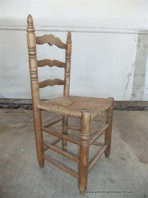 sedie rustiche impagliate antichit 224 il tempo ritrovato antiquariato e restauro