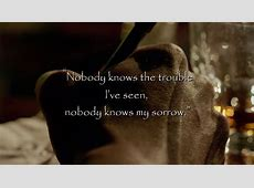 Nobody Knows the Trubel I've Seen - Grimm Wiki Number Sixty