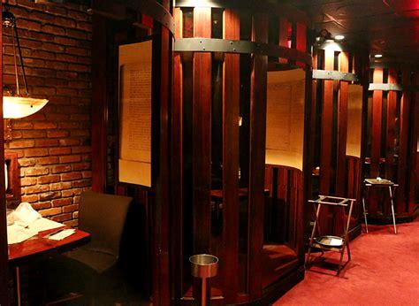 Berns Dessert Room Menu by Review Bern S Steak House In Ta The Gatethe Gate