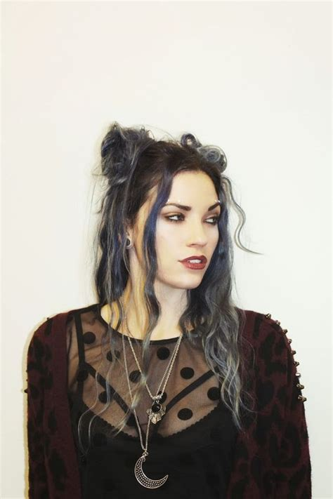 hipster hair tutorial hipster goth girl goth girl photography images