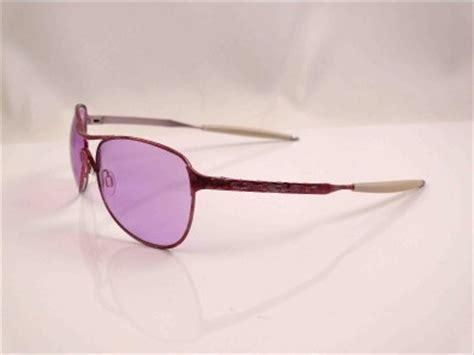 oakley warden aviator sunglasses pink camo frame violet ebay