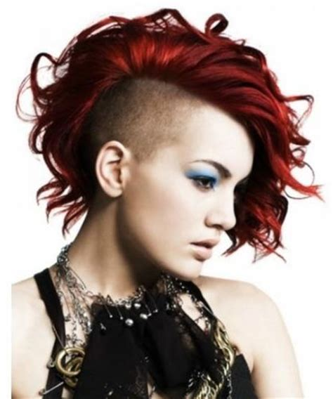 quick and easy gothic hairstyles cool hairstyles for girls and women yve style com