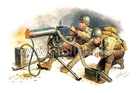 the machine gunners ukraine scale plastic model kits figures u s machine gunners