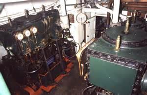 tugboat engine room steam tug portwey engine room 169 chris allen geograph
