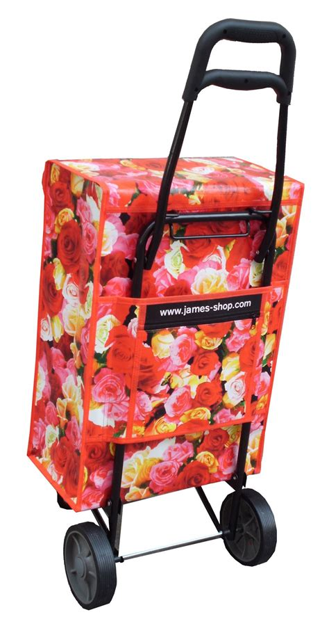 Gratis Ongkir Supermarket Trolley Organizer Bag Shopping Bag large 40l grocery shopping trolley wheeled bag cart basket folding wheels funky ebay