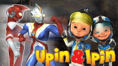 film upinipin ultraman upin ipin shiva and frozen elsa plays ultraman cosmos