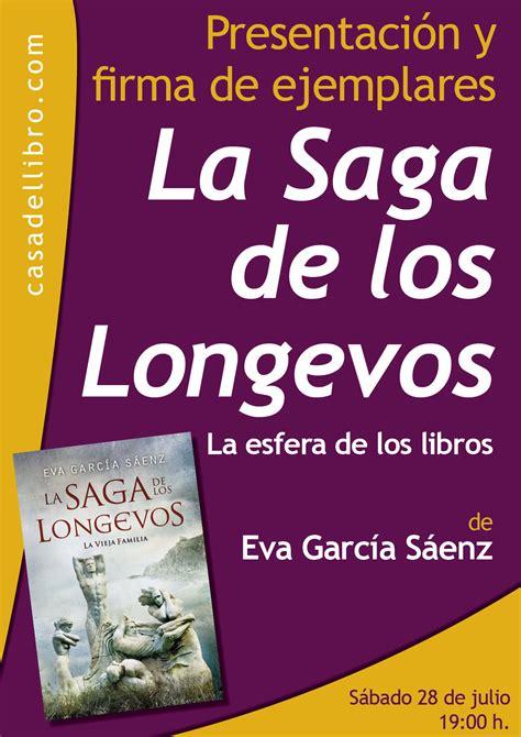 firma de libros de quot la saga de los longevos quot en el saler de valencia garc 237 a s 225 enz de
