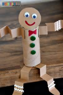toilet paper roll crafts kubby 25 best ideas about gingerbread crafts on